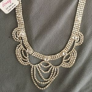 Icing Formal Jewel Necklace